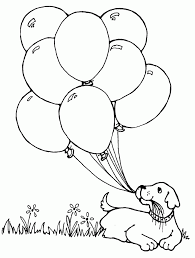 Setting up this floating color matching activity for your preschooler is super easy and if you made the once you've got your circles, to put this activity together, download the printable balloons (which you can grab below) and cut them out. Colouring Balloons Coloring Pages Fresh On Concept Online Gif 773 1024 Coloring Pages For Kids Birthday Coloring Pages Balloon Pictures