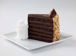 chocolate cake via the cheesecake factory