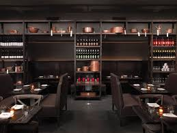 luxury modern restaurant interior design of dbgb kitchen and bar east bar furniture designs