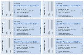 raffle software raffle tickets software 13 the heigths raffle ticket ticket layout