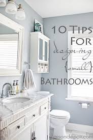 Planning A Bathroom Remodel Stunning 48 Tips For Designing A Small Bathroom Maison De Pax
