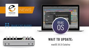 Pro Tools 10 Compatibility Chart Macos Catalina Updated More Brands Are Issuing Warnings