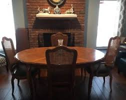 image is loading vtge thomasville french provincial dining room set table
