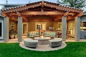 outdoor patio fire pit best outdoor fire pit seating ideas home and palm springs outdoor stone square patio fire pit