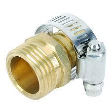 yardsmith yardsmith 5 8 in 3 4 in metal male hose