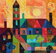 Quilts and Paintings | Hue Bliss: Color & Art notes by Karen ... &