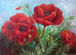 pack 09 scarlet poppies