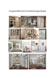 Roco furniture china top 10 brands Homegram European White Series Furnitureunique Design Slideshare Roco Furniture Catalogue