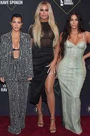 Kim, Khloé and Kourtney Kardashian ...