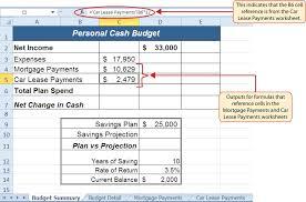 Lease Amortization Schedule Excel Template Loan Calculator