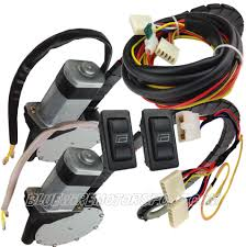 bluewire automotive universal curved glass power window kit 2 Honeywell Harness at Universal Wire Harness With Electric Windows