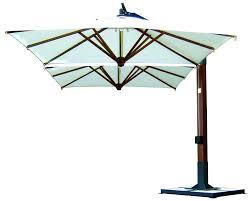 offset patio umbrella offset outdoor umbrella patio stand double elite deck umbrellas ft offset led patio umbrella in tan