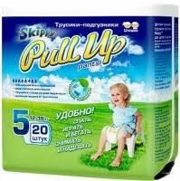 <b>Skippy Pull Up</b> 5 / 48 pcs – купить <b>подгузники</b>-<b>трусики</b>, сравнение ...
