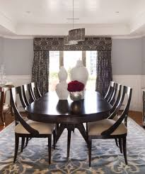 decorating dining room. Bold Patterned Dining Room Decorating T
