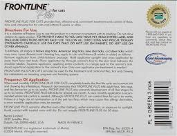 frontline plus ingredients. Click To Enlarge: Pic 1 Frontline Plus Ingredients F