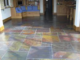 Slate Floor Tiles For Kitchen Fall In Love With The Artistic Look And Rustic Texture Of Slate