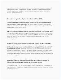 1 Page Resume Format Wonderful Samples A Resume Luxury 24 Page Resume Template Pdf Format Resume