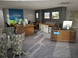 Estate agent office design Contemporary The Internal Layout Can Help Create Different Experience And Make You Stand Out Amongst Your Competitors Making The Interior Customer Focused But Reza Design Office Design Reza Design