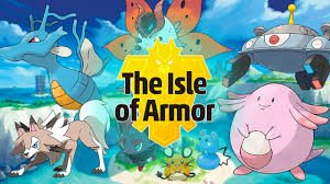 Pokemon Sword and Shield: Phần thưởng Pokedex của Isle of Armor