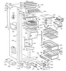 gss25jsress ge refrigerator wiring diagram wiring library ge side by side refrigerator wiring diagram zookastar com ge motor wiring diagram 115 230 ge
