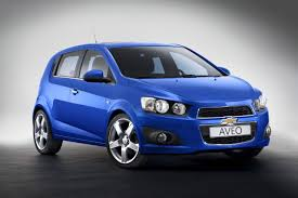All Chevy chevy aveo 2011 : GM unveils Chevrolet Aveo