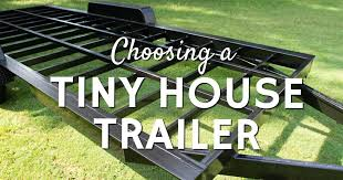 tiny house trailer title