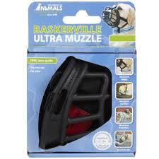Baskerville Muzzle Size Chart Baskerville Ultra Muzzle Size 4
