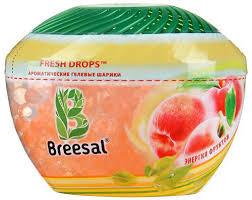 <b>Ароматические гелевые шарики Breesal</b> Fresh Drops, Энергия ...