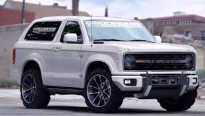 2019 Ford Bronco 4WD Release Date \u0026 Price