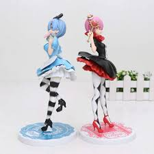 Online Shop 21cm <b>anime</b> figure Re:<b>Life</b> in a different world from zero ...