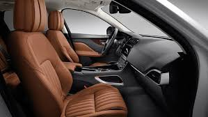 jaguar f pace interior dimensions