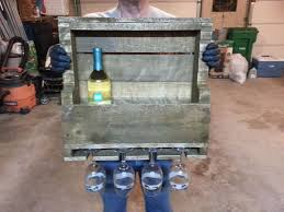 pallet wine rack instructions. Introduction: Wine Rack Made Out Of A Pallet Instructions