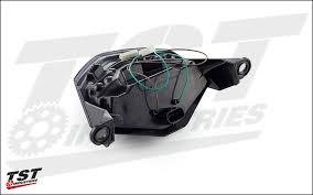 integrated taillight kawasaki zx6r zx10r Kawasaki Zx10 Wiring Diagram For 2009 click to view all 5 images 2009 Kawasaki ZX10 Black