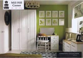 Sorrento Bedroom Furniture Sorrento Range Mill Hill Corner