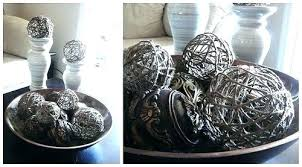 Decorative Balls Australia Custom decorative wooden balls LisaCintosh