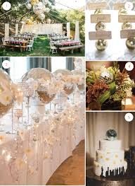 Winter Ball Decorations Wedding Inspiration DiscoBall Details For A Winter Wedding Julep 81