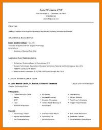 12 13 Surgical Tech Resumes Samples 2l2code Com