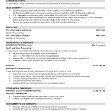 Resume Title Examples Simple Resume Title For Fresh Graduate Best Of Resumes Cvresumele Example