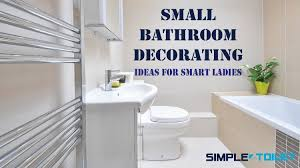 simple small bathroom decorating ideas. Simple Small Bathroom Decorating Ideas E
