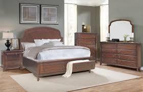 athena storage platform bedroom set  queen  nader's furniture