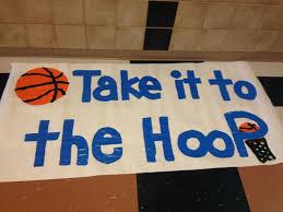 Cute Basketball Sign Basketball Signs Cheerleading Signs