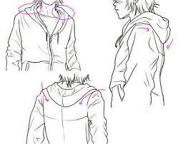 パーカーがちょっと硬そうなフードつきジャケットという感じがします