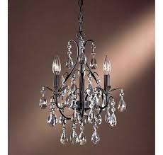 mini crystal chandelier for bathroom minka lavery 3122 301 3 light mini chandelier in ceiling lights