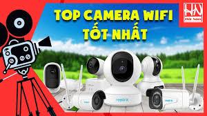 TOP 7 Camera Wifi không dây 360 trong nhà & ngoài trời tốt nhất từ 400k  Siêu Nét 2K