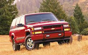 2000 Chevrolet Tahoe - Information and photos - ZombieDrive