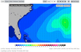 Incoming Tropical Storm Fay Windswell Almost Groundswell
