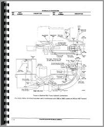 international harvester 3121 backhoe attachment parts manual tractor manual
