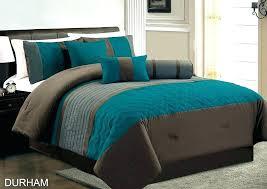 teal king size comforter teal comforter set king black teal king size comforter set