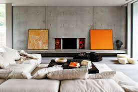 Industrial Style Living Room Furniture How To Create Industrial Style Interior At Living Room Ideas For