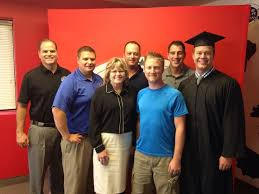 look who just graduated from five star university congratulations to jeff kaelin gregg dorsey
